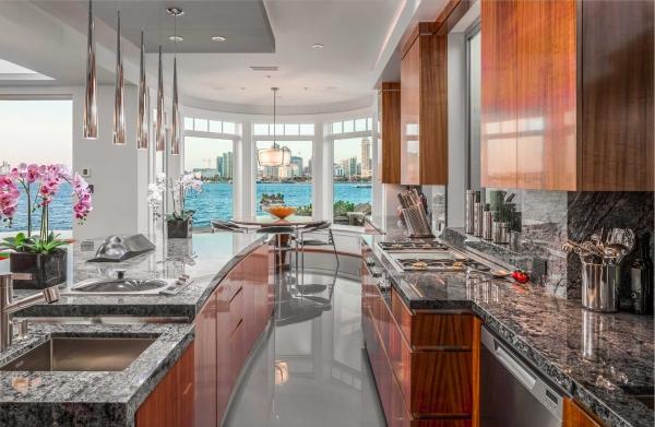 Coronado custom kitchen